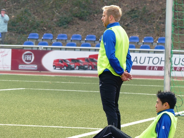 Trainingsplan Saison 2014/2015