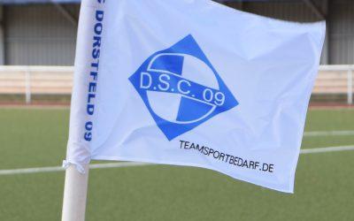 Kurzes Jugendpokalgastspiel des DSC – K1 wieder Tabellenführer – Erste mit überflüssiger Niederlage!