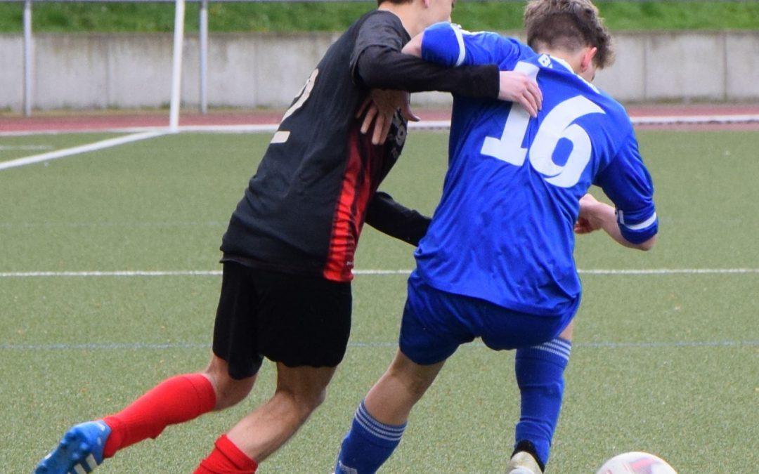 A-Jugend erreicht nächste Pokalrunde – Arbeitssieg für die Erste!