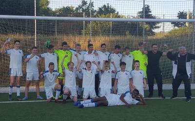 Dorstfeld Eins abgestiegen – C1-Jugend Herzlichen Glückwunsch!