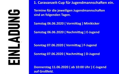 Jugendturnier 2020 – Dorstfeld scheidet in der Vorrunde aus!